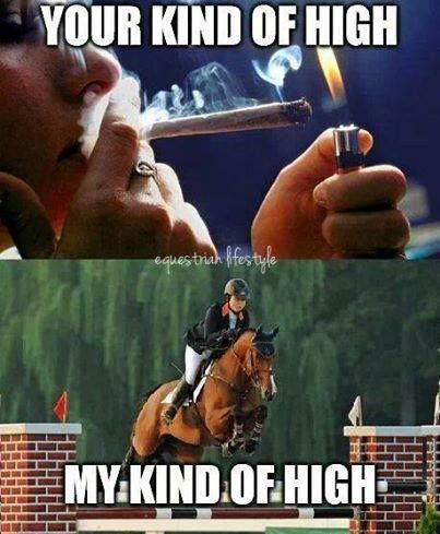 http://my-increase-vertical-jump.com | THIS IS ONE FOR THE equestrians among us  #horses jumping  smoking -  #wow -  #eventing  #western  #horseback riding