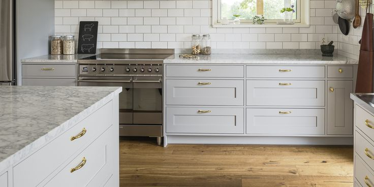 Nytt kök Borås & Jönköping | Modernt, traditionellt eller retrostil | Lundins kök