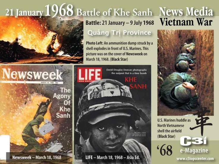 Vietnam War: Battle of Khe Sanh   via @learninghistory