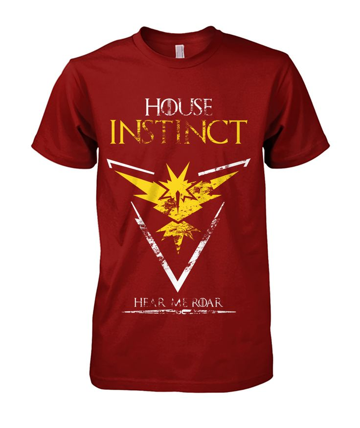 Team Instinct - Collector Limited Edition - Game of Thrones & Pokemon GO #TeamInstinct