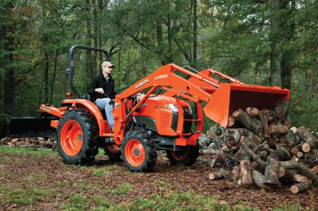 Kubota Compact Tractors — 2015 Spec Guide