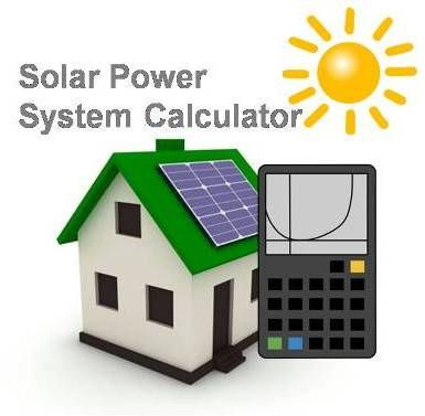 Solar Power System Cost Calculator for India: Most of the consumers find it difficult to determine the size, cost and possible cost savings from the solar PV system. We at Green Clean Guide (GCG) developed Solar PV System Calculator to make this easy for you at one go. GCG's Solar PV System Calculator helps to get all of this information in easy steps. In addition, calculator also provided information on the possible CO2 reduction from the use of solar energy.