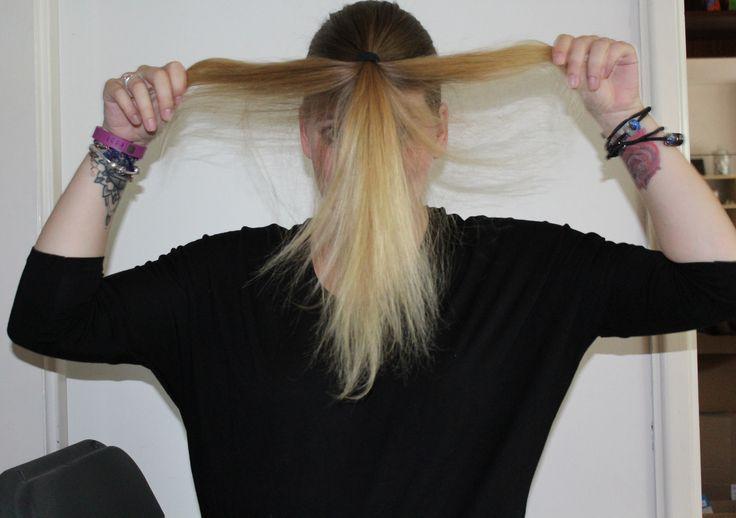 Testing tutorials: eigen haar knippen