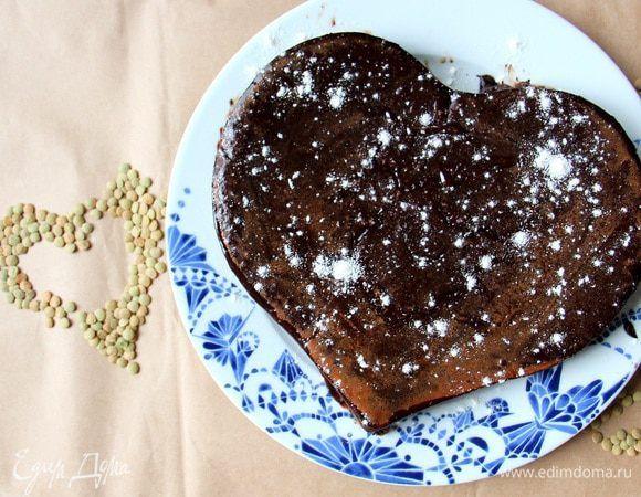 Всеми любимый десерт «Брауни» без яиц и масла, и даже без сахара! Возможно ли такое! Безусловно, да! И что самое интересное, в качестве основного ингредиента мы будем использовать — чечевицу! Она д...