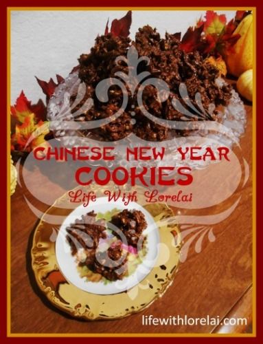 """I added """"Chinese New Year Cookies or Haystacks - Life With """" to an #inlinkz linkup!http://lifewithlorelai.com/2014/11/17/chinese-new-year-cookies-or-haystacks/ #IBAbloggers"""