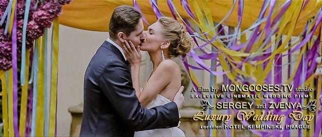 Enjoy this luxury destination wedding in Prague, Czech Republic.