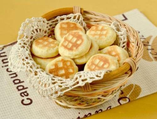 Печенье на сковороде - рецепт с фото / Простые рецепты