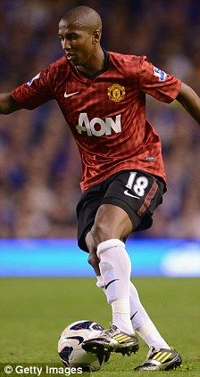 United front: Jones and Young are two of the players heading back to action