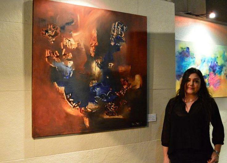 Sonia Kusznir - artista esencialista