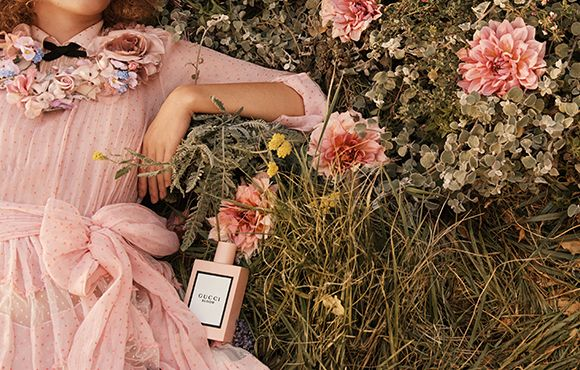 Bloom is actually #AlessandroMichele's 1st #fragrance with rich floral scent 4 brand since becoming creative director. #Perfumes ❤️🌼💚<gucci.com> #Campaigns