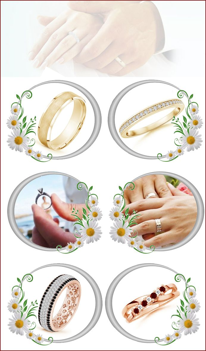 Perfect Wedding Bands Collection