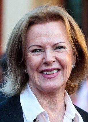Anni-Frid Lyngstad, May 2013