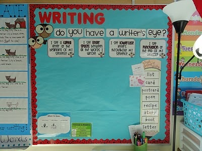 second grade bulletin board ideas | Second grade welcome back to  ...