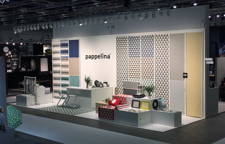 Pappelina at FORMEX FAIR | AUGUST 2016 | Stockholm | Sweden
