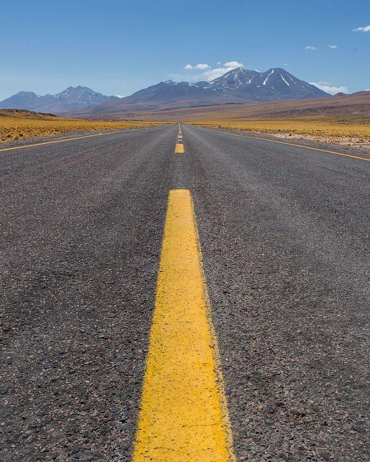 Pelas estradas do Atacama encontramos paisagens surpreendentes #NerdsNoAtacama #NerdsNoChile