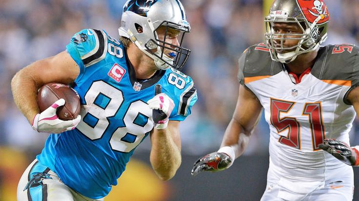 Fantasy Football Dynasty Rankings: The top 35 tight ends, finding a place for older tight ends like Greg Olsen and Delanie Walker