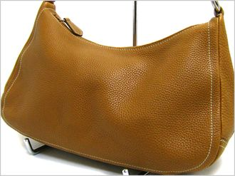 Prada Shrunken calf 2-way Light-brown Bag Mint Ladies Women\u0026#39;s ...