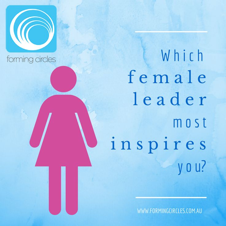Would love to know your thoughts everyone! #ThursdayThoughts #Leaders #WomenCAN