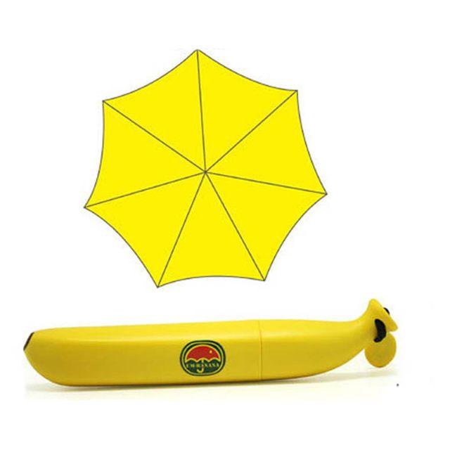 Банан Paraguas Дождь и Зонтик Зонтик Для Moschino Женщин Новинка Детские Подарки Защита Ветрозащитный Складные Зонты