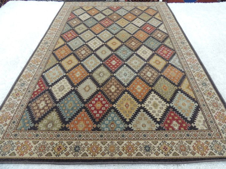 Tribal Kilim Design Rug Size: 235 x 160cm