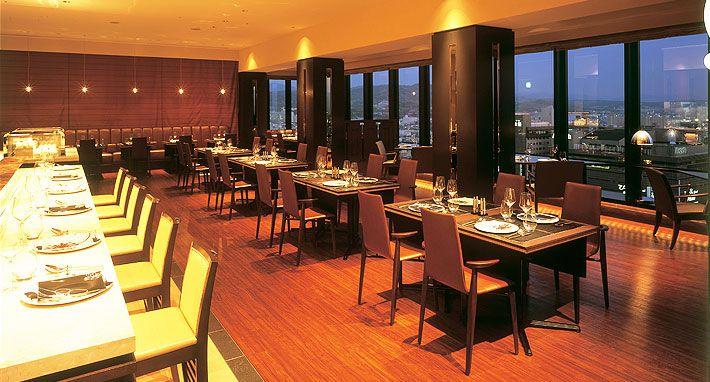 京都のホテルでイタリアンならリストランテ ラ・リサータ|ホテルグランヴィア京都