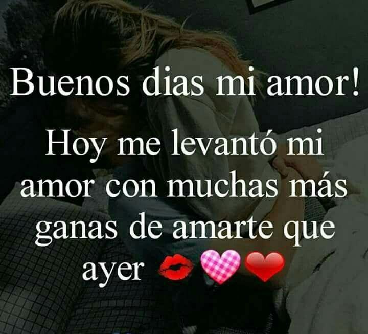 Te Amo Mi Allan Cosas Cursis Pinterest Love Quotes Love Y I