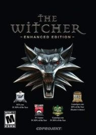 Boxshot: The Witcher Enhanced Edition by CD Projekt RED