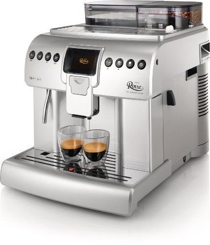 SALE Philips Saeco HD8930/47 Royal One Touch Cappuccino Automatic Espresso Machine