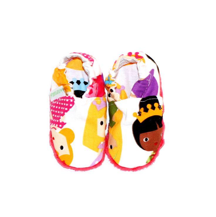 miniTuptusie niemowlęce KSIĘŻNICZKI Newborn Shoes Princess https://fiorino.eu/