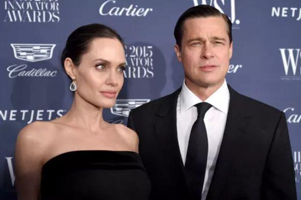 Brad Pitt vs. Angelina's Empire | People Magazine