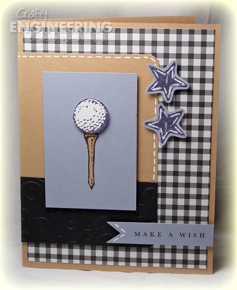 card design is nice. stamp used is stampin up