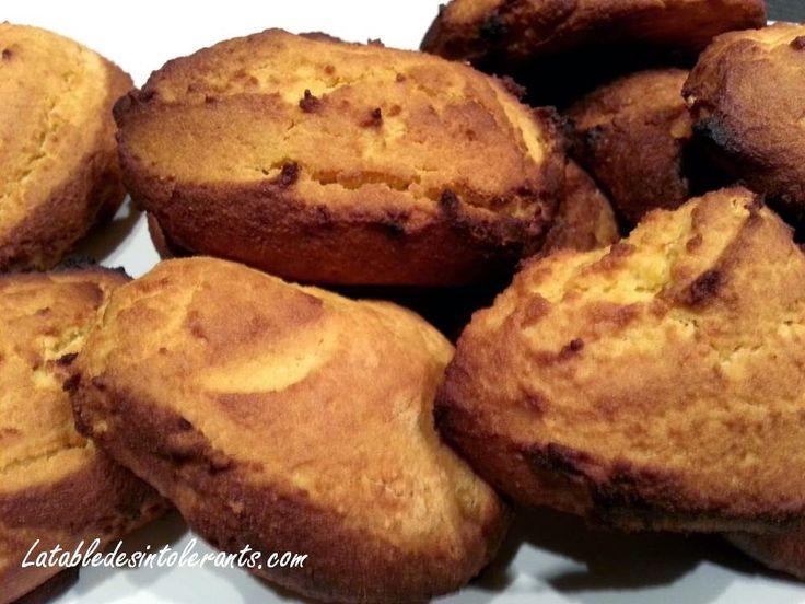 MOELLEUX AUX AMANDES, sans gluten, sans lait, avec ou sans beurre, sans sucre, sans levure