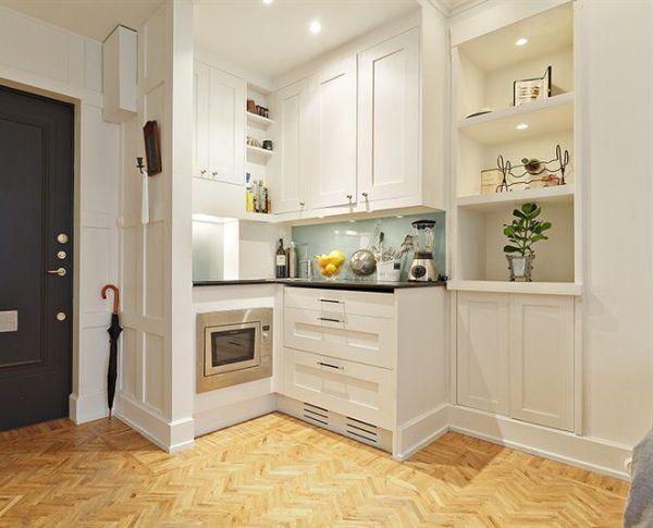 trucos de decoracin de cocinas pequeas