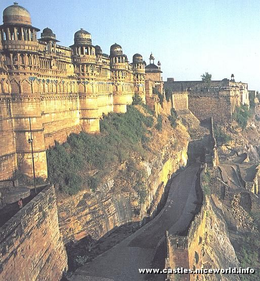 By most estimates, the fort was taken over from the Lodis by the Mughals in the late 16th century, by Akbar the Great-India
