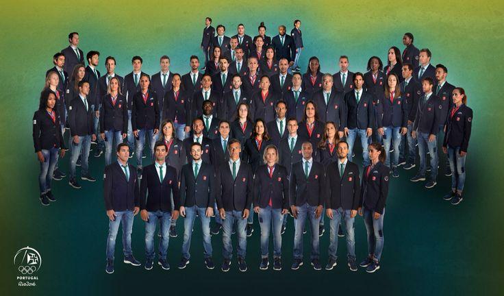 Trabalho para o Comitê Olímpico Português . Fotografia: Rui Minderico  Produçao e pós-produção : Movielight