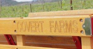 An amazing trip through time, and an organic farm, that also makes some pretty great wine!  #okanagan #organic #wbc13