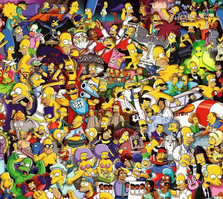 Multi Simpsons