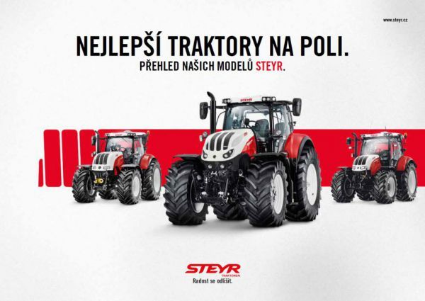 TRAKTORY STEYR | AGRI CS