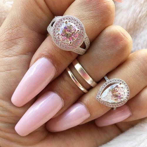 Imagen de nails and pink