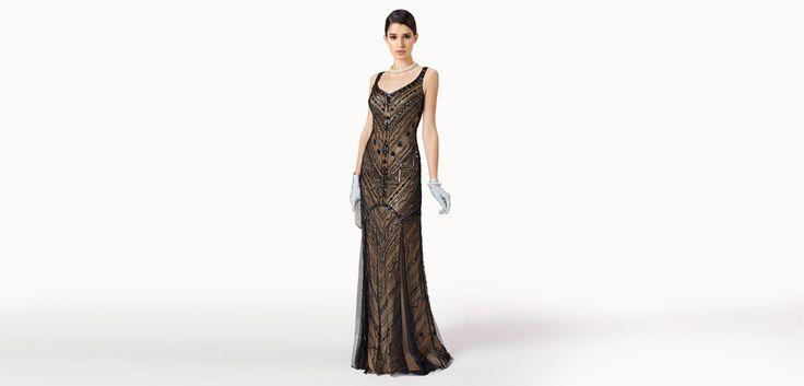 Scopri la nuova collezione abiti da cerimonia donna: Bon chic, 2015.