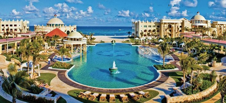 Top 25 All Inclusive locations. Who's ready to plan a winter vacation to a warm weather destination?