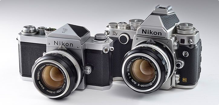 Nikon | Recollections | AI System and Changes in Aperture-coupling Devices