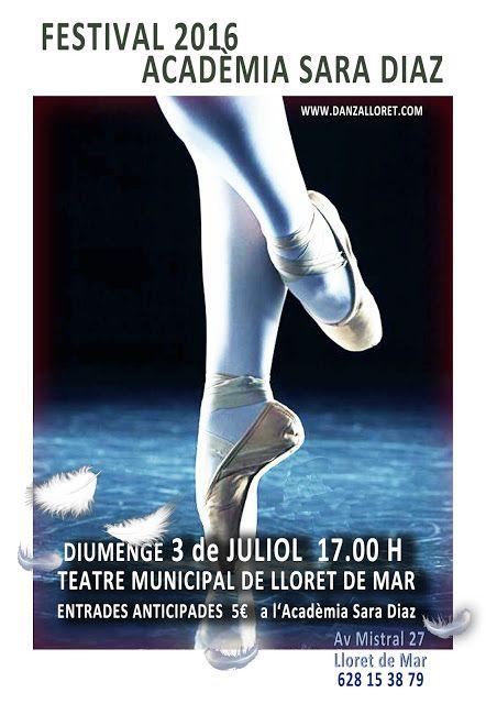 Escuela Ballet Lloret de Mar: Ya faltan solo 40 dias !
