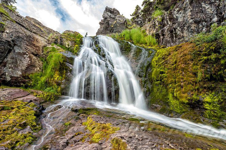 Flatrock falls - location possibility