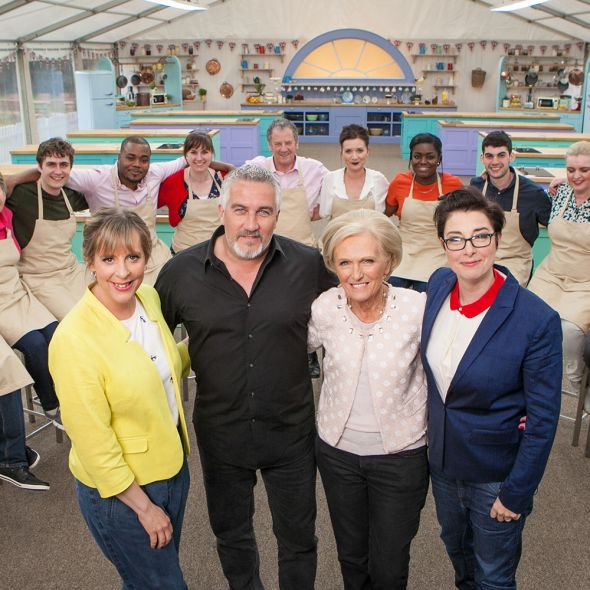 Where's Sue Perkins in this week's Great British Bake Off?