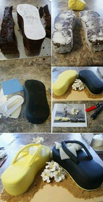 Kuchen Flip Flop