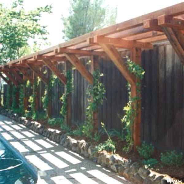 24 Best Fence And Retaining Wall Ideas Images On Pinterest