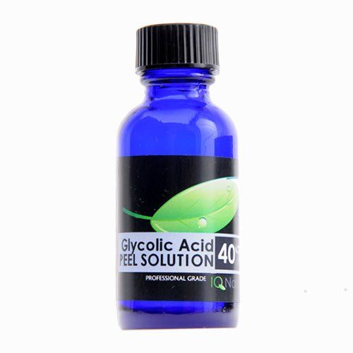 IQ NaturalGlycolic Acid 40 Chemical Facial Peel AHA 1oz Professional >>> Click on the image for additional details.(This is an Amazon affiliate link and I receive a commission for the sales)