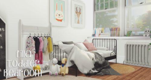 Shared Toddler Room