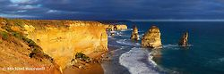 Dramatic Light over the Twelve Apostles